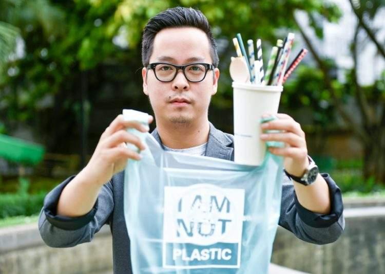 """""""No soy de plástico"""": la bolsa que revoluciona la lucha contra la contaminación 1"""