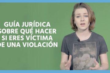 Guía jurídica sobre qué hacer si eres víctima de una violación