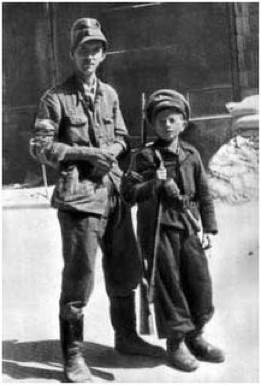 La historia olvidada de los zawisza, los niños soldados que combatieron a los nazis en Polonia 3