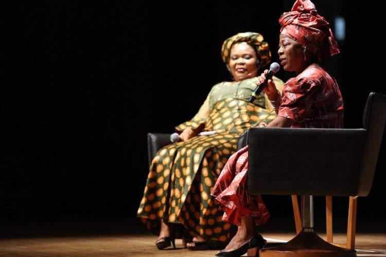 Cómo las mujeres de Liberia acabaron con la guerra civil a través de la paz 1