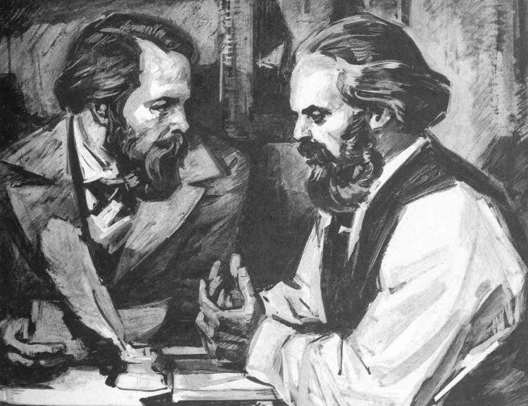 Descubre a Friedrich Engels, padre de la lucha de clases y defensor de la causa obrera 1