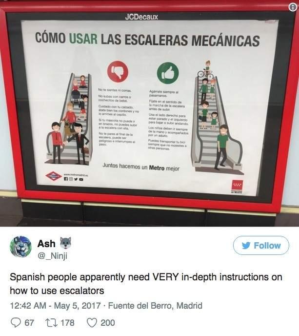 10 momentos hilarantes en los que los extranjeros dijeron: ¡Spain is different! (y con razón) 9