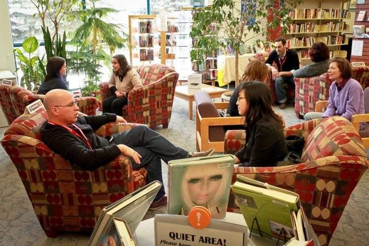 Bibliotecas humanas: el lugar donde se consultan personas en lugar de libros 2