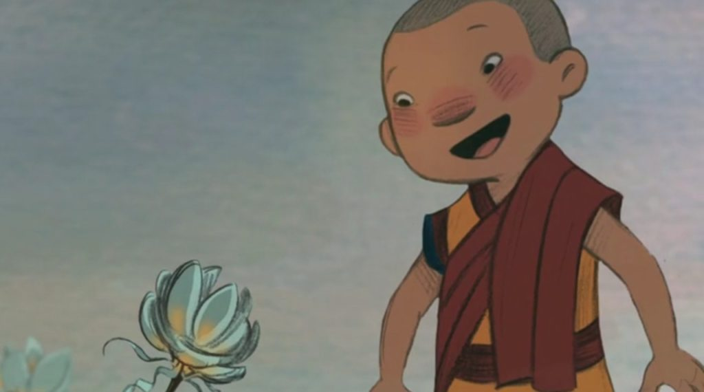El corto budista que nos enseña cómo salvar a un ser querido eliminando la necesidad de poseer y controlar 4