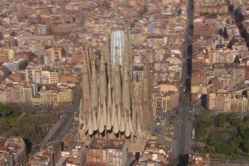 Así de espectacular será la Sagrada Familia en el año 2026 (vídeo) 14