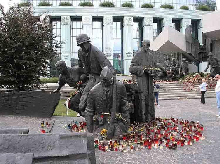 La historia olvidada de los zawisza, los niños soldados que combatieron a los nazis en Polonia 2