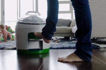 Drumi, la lavadora que lava la ropa sin utilizar electricidad 8