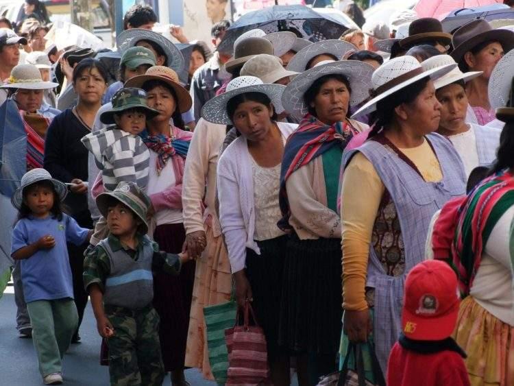 Bolivia alcanza la autosuficiencia alimentaria. ¿Lo celebramos? 1