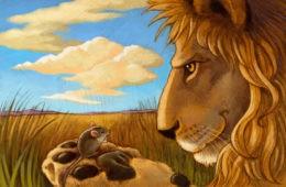 5 fábulas de Esopo que nos enseñan a ver el lado justo y precavido de las cosas 8