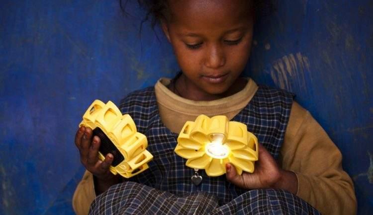Little Sun, un pequeño sol para hogares sin luz en África 1