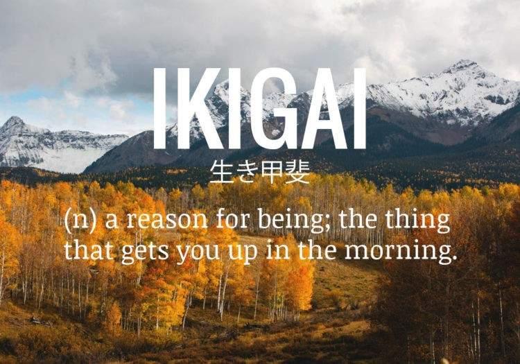 Ikigai: el secreto japonés que nos ayuda a encontrar la felicidad 2