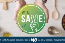 weSAVEeat, la aplicación que te ayudará a salvar el mundo comiendo 4