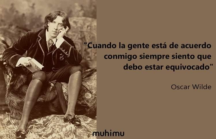 23 frases de Oscar Wilde que nos harán reír con la verdad 1