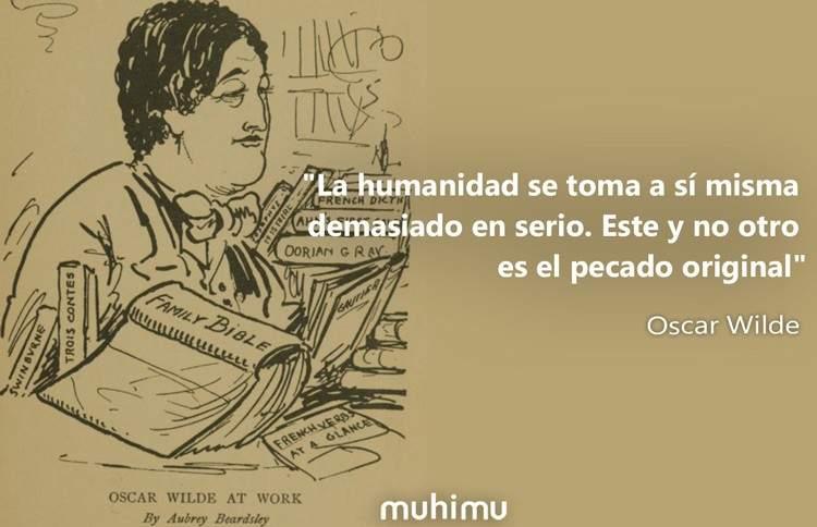23 frases de Oscar Wilde que nos harán reír con la verdad 3