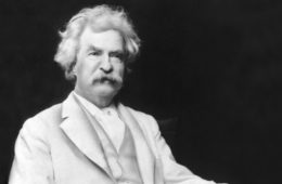 15 frases de Mark Twain que enseñan el arte de vivir en paz, con alegría y humor 14