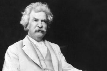 15 frases de Mark Twain que enseñan el arte de vivir en paz, con alegría y humor 9