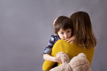 Ocultar las emociones negativas a los niños es una pésima idea 14