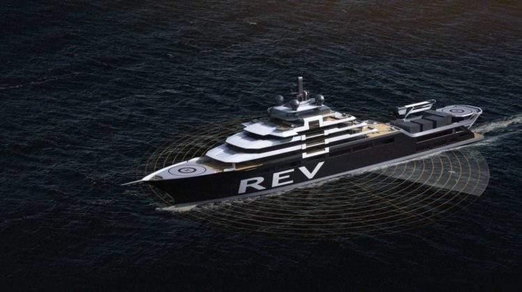 Dona su fortuna para construir un buque que limpiará los océanos 1