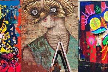 Las 8 artistas callejeras que podrían codearse con Banksy aunque nadie hable de ellas 16