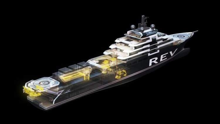Dona su fortuna para construir un buque que limpiará los océanos 3