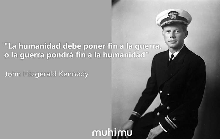 13 frases de JFK, el hombre que luchó y murió defendiendo los derechos del pueblo 2