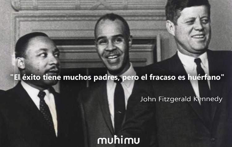 13 frases de JFK, el hombre que luchó y murió defendiendo los derechos del pueblo 4