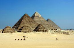 Una misteriosa cavidad en la Gran Pirámide de Guiza deja sin respuesta a los arqueólogos 6
