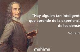 20 frases de Voltaire que nos harán ser más sabios y reír a la vez 20