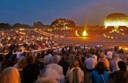 Auroville: así es la ciudad india donde se vive sin dinero 10