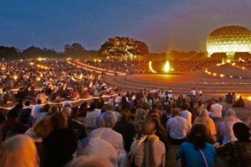 Auroville: así es la ciudad india donde se vive sin dinero 22