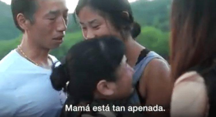 La extraordinaria historia de Kati, un bebé chino abandonado al nacer con una nota para poder reencontrar a sus padres de mayor 2