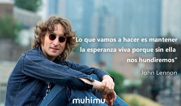 15 frases de John Lennon, el cantante del amor y la no violencia 2