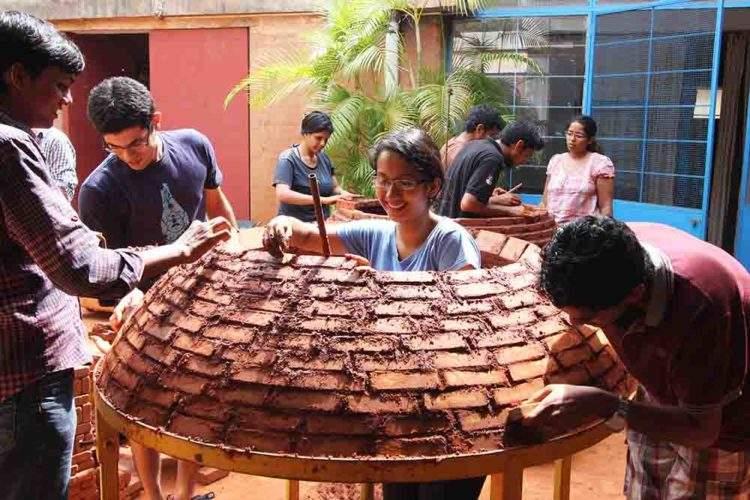 Auroville: así es la ciudad india donde se vive sin dinero 2