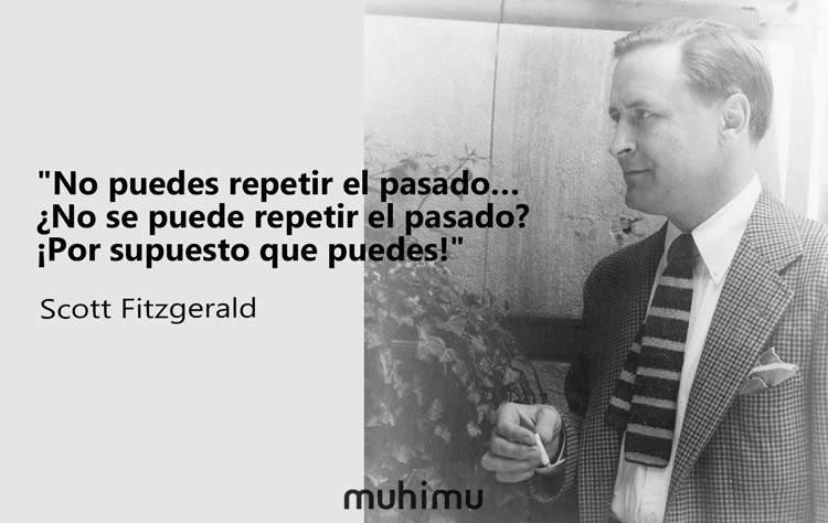 10 frases de Scott Fitzgerald que nos enseñarán a comprender la otra cara de las cosas 2