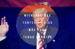 Donald Trump usa a Pocahontas para insultar a un grupo de veteranos nativos 6