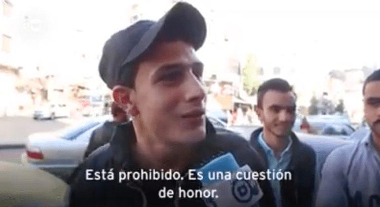 """""""Mataría a mi hermana si ella fuese a trabajar"""" y otras respuestas que encontrarás en las calles jordanas 1"""