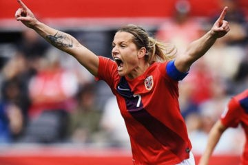 Noruega iguala sueldos entre el equipo masculino y el femenino de fútbol 6