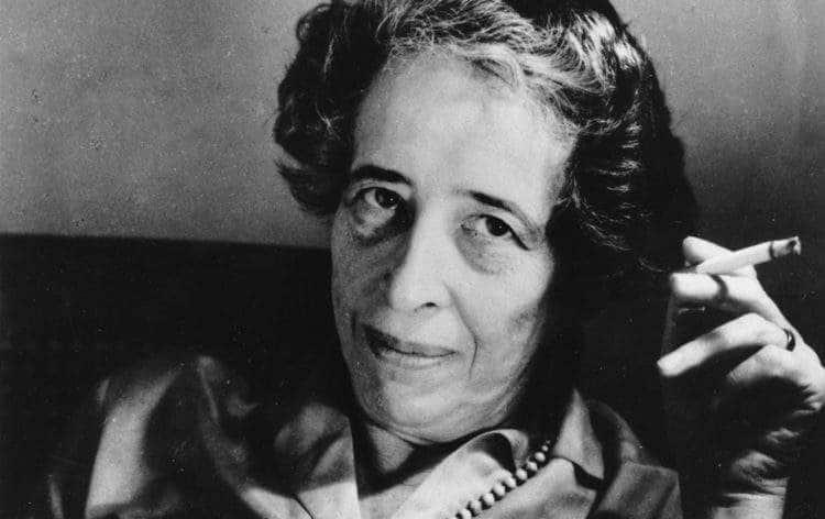 Hannah Arendt merece batir todos los récords de visitas en YouTube y este es el porqué 1