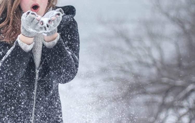 Las intensas nevadas nos han dejado estas maravillosas fotos por todo el mundo 2