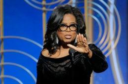 Traducimos el inspirador y valiente discurso de Oprah Winfrey al recibir su premio en los Globos de Oro 10
