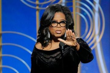 Traducimos el inspirador y valiente discurso de Oprah Winfrey al recibir su premio en los Globos de Oro 14