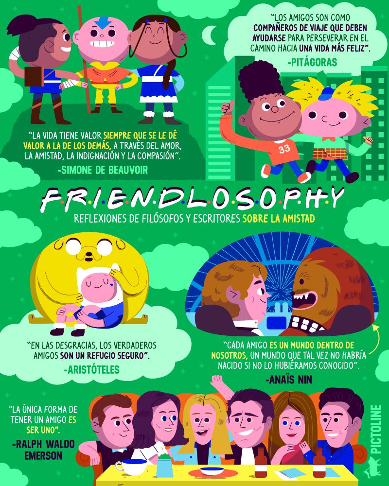 """Amigos """"en la onda"""": así son las ondas cerebrales de los mejores amigos 3"""