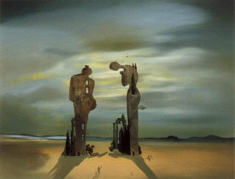 """La fascinante historia real tras la obsesión de Salvador Dalí por el cuadro """"Ángelus"""" de Jean-François Millet 6"""