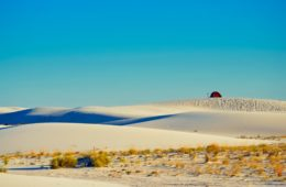 Impactantes imágenes (y vídeo) de la nevada sobre el desierto del Sahara que nos ha sorprendido a todos 14