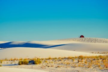 Impactantes imágenes (y vídeo) de la nevada sobre el desierto del Sahara que nos ha sorprendido a todos 8