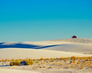 Impactantes imágenes (y vídeo) de la nevada sobre el desierto del Sahara que nos ha sorprendido a todos 6