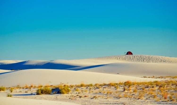 Impactantes imágenes (y vídeo) de la nevada sobre el desierto del Sahara que nos ha sorprendido a todos 2