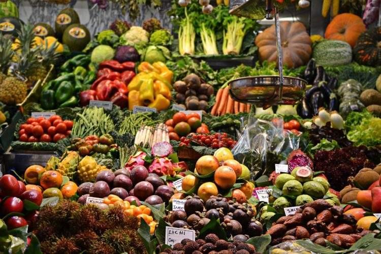 Comer frutas y verduras puede transformar nuestro ADN 1