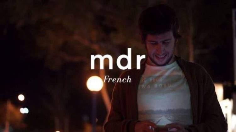 risa francés
