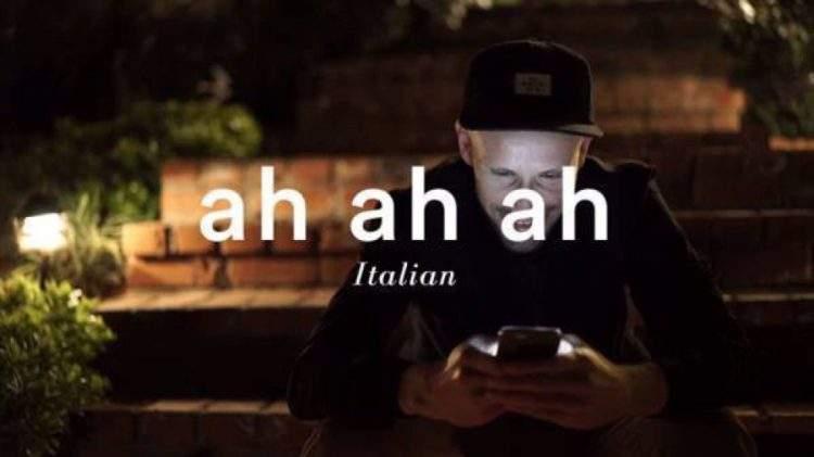 risa italiano